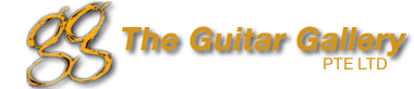Logo Guitar Shop Singapore | The Guitar Gallery